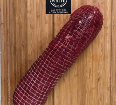 Rollè Formaggio Prosciutto cotto di Manzetta - Pontinia Food